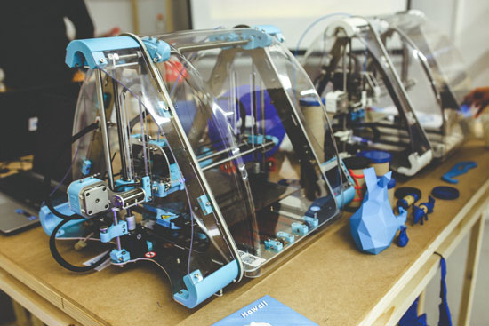 Global Markets for 3D Printing