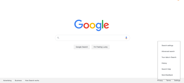 Google Advanced  Search image