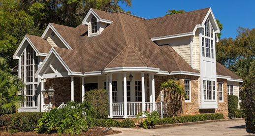 Residential Roofing in North America